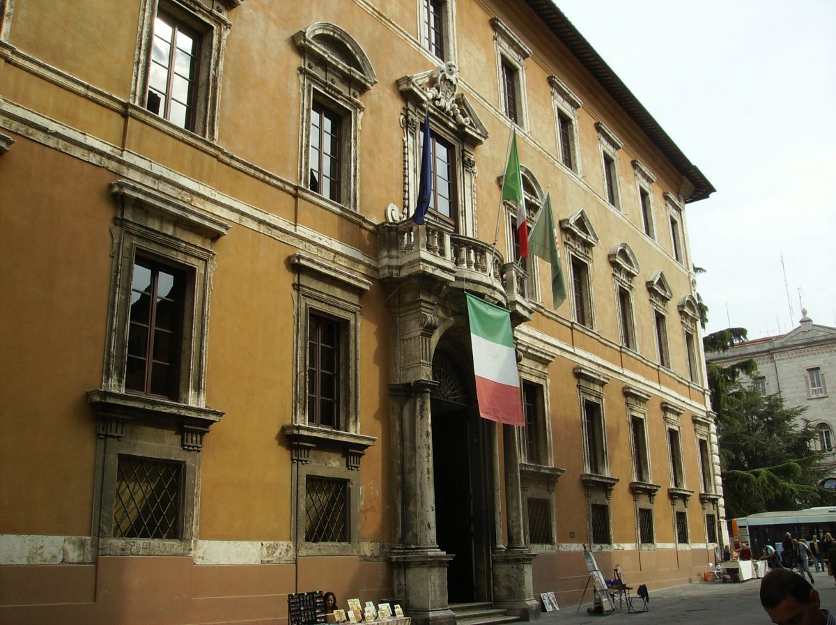Palazzo Donini, Perugia