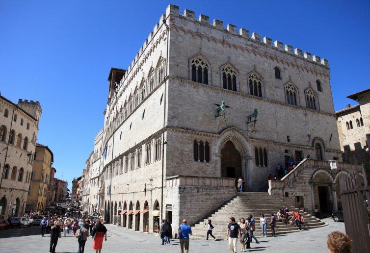 Piazza IV Novembre, Perugia