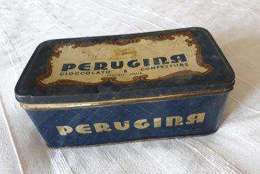 Una scatola di cioccolatini Perugina