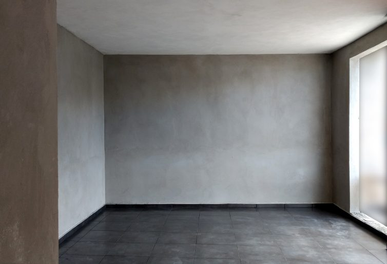 Una stanza vuota