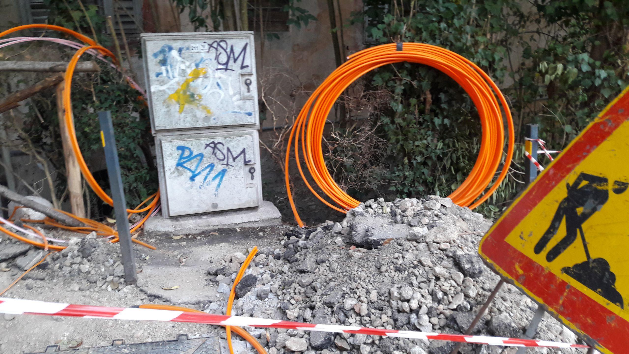 Banda larga...ma non per tutti, nemmeno a Perugia. 20 frazioni tagliate fuori.