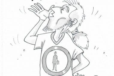 Una vignetta di Ulderico Sbarra