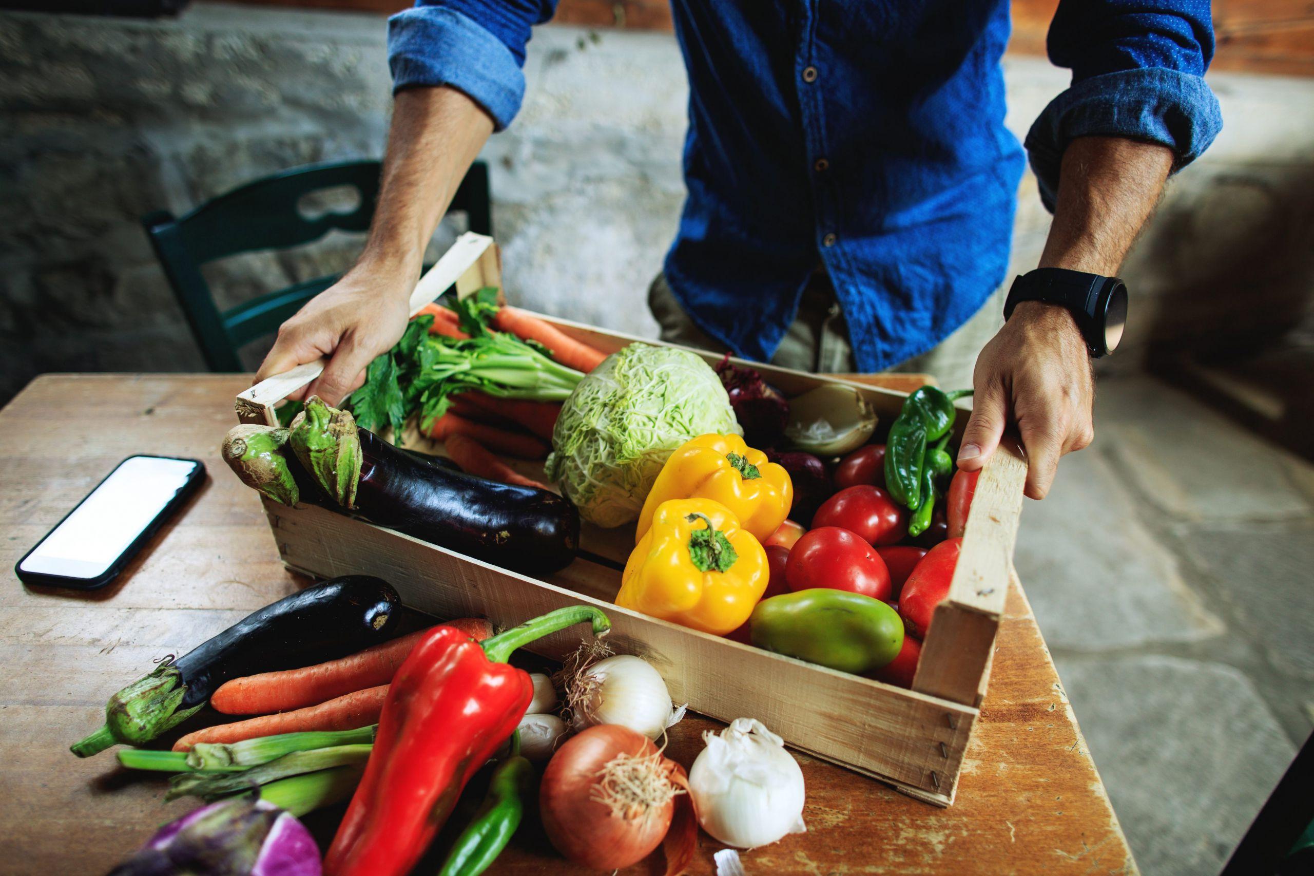 """Bio fast prime Un """"amazon"""" a km zero per il cibo buono e sano"""