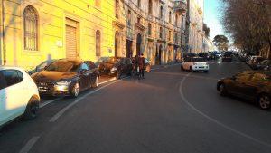 Sosta selvaggia a Perugia