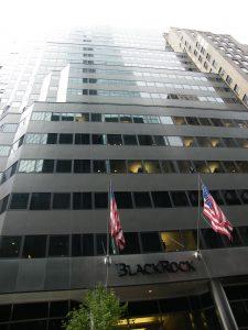 La sede di Blackrock
