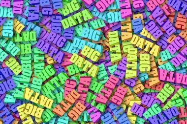 Un'illustrazione sui big data