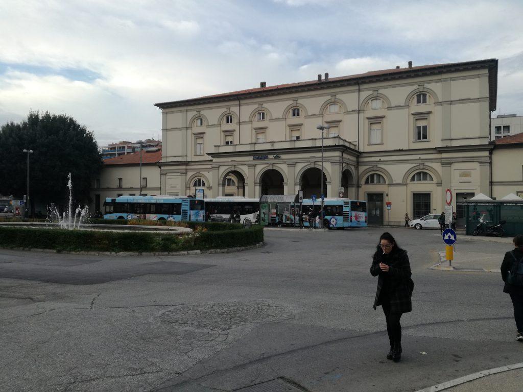 La stazione di Fontivegge